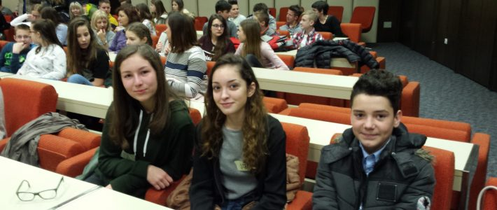 27. otroški parlament Otroci in načrtovanje prihodnosti