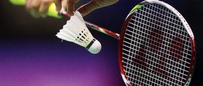 Občinsko tekmovanje v badmintonu
