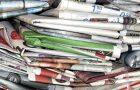 Zbiralna akcija papirja v septembru