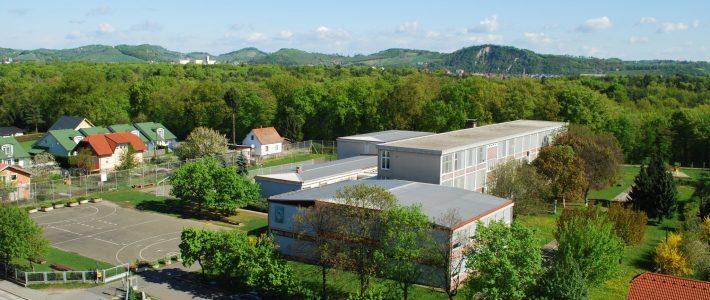 Obvestilo – energetska sanacija šole