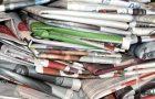 Zadnja zbiralna akcija starega papirja