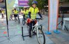 Drugače na pot-v šolo s kolesom